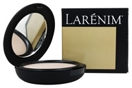 Larenim Mineral Make Up - Mineral Silk Pressed Powder Lt-Med - 0.3 oz. by Larenim Mineral Make Up