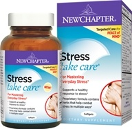 New Chapter - Stress Take Care - 60 Softgels (727783004048)