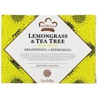 Nubian Heritage - Bar Soap Lemongrass & Tea Tree Lemongrass & Tea Tree - 5 oz.