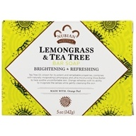 Nubian Heritage - Bar Soap Lemongrass & Tea Tree - 5 oz. (764302102014)