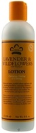 Image of Nubian Heritage - Lotion Lavender & Wildflowers - 8 oz.