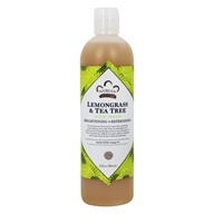 Image of Nubian Heritage - Body Wash Lemongrass & Tea Tree - 13 oz.