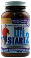 Image of Natren - Life Start 2 Goat Milk Formula For IBS Sufferers - 60 Capsules