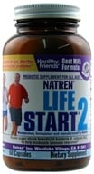 Natren - Life Start 2 Goat Milk Formula For IBS Sufferers - 60 Capsules