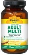 Country Life - Chewable Adult Multi - 120 Wafers - $38.99