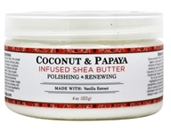 Nubian Heritage - Shea Butter Infused With Coconut & Papaya - 4 oz., from category: Personal Care