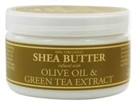 Image of Nubian Heritage - Shea Butter Infused With Olive Oil & Green Tea Extract - 4 oz.