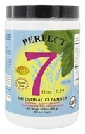 Agape Health Products - Perfect 7 Intestinal Cleanser Psyllium-Herbal Combination - 10.5 oz. - $16.29
