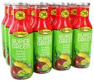 Cell Nique - Super Green Drink Apple - 12 fl. oz.