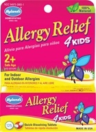 Hylands - Allergy Relief 4 Kids - 125 Tablets