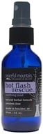 Peaceful Mountain - Hot Flash Rescue Soothing Mist - 2 oz.