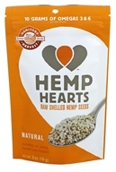 Manitoba Harvest - Hemp Hearts Raw Shelled Hemp Seeds - 2 oz.