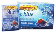 Alacer - Emergen-C Vitamin C Energy Booster Triple Berry 1000 mg. - 30 Packet(s)