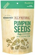 Woodstock Farms - Pumpkin Seeds Raw - 11 oz. (042563008567)