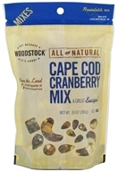 Woodstock Farms - All-Natural Cape Cod Cranberry Mix - 10 oz. by Woodstock Farms