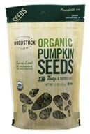 Woodstock Farms - Organic Pumpkin Seeds - 11 oz. by Woodstock Farms