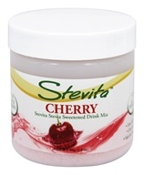 Stevita - Stevia All Natural Sweetened Drink Mix Cherry Flavored - 2.8 oz.