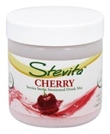 Stevita - Stevia All Natural Drink Mix Tropical Cherry Flavored - 2.8 oz. by Stevita