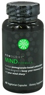 Pomology - Mind Formula - 60 Vegetarian Capsules by Pomology
