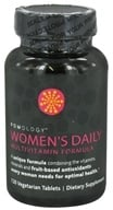 Pomology - Women's Daily Multivitamin Formula - 120 Vegetarian Tablets, from category: Nutritional Supplements