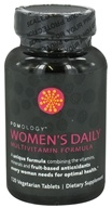 Pomology - Women's Daily Multivitamin Formula - 120 Vegetarian Tablets