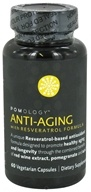 Image of Pomology - Anti-Aging With Resveratrol Formula - 60 Vegetarian Capsules
