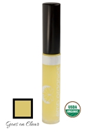 Colorganics - Hemp Organics Lip Gloss Clarity - 0.32 oz.