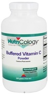 Nutricology - Buffered Vitamin C Powder Cassava Source - 300 Grams - $12.99