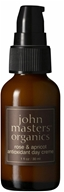 Image of John Masters Organics - Day Cream Antioxidant Rose and Apricot - 1 oz.
