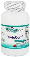 Nutricology - PhytoCort - 120 Vegetarian Capsules by Nutricology