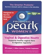 Image of Enzymatic Therapy - Pearls YB Yeast-Balancing Probiotic - 30 Capsules