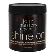 John Masters Organics - Shine On Leave-In Treatment For Supernatural Shine & Softness - 4 oz., from category: Personal Care