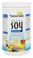 Naturade - Total Soy Meal Replacement French Vanilla - 17.88 oz.