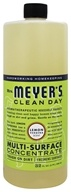 Image of Mrs. Meyer's - Clean Day All Purpose Cleaner Lemon Verbena - 32 oz.