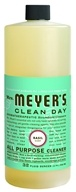 Image of Mrs. Meyer's - Clean Day All Purpose Cleaner Basil - 32 oz.