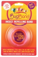 Image of Bug Band - Deet Free Insect Repelling Band Pink - 1 Band(s)