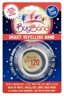 Image of Bug Band - Deet Free Insect Repelling Band Glow in the Dark - 1 Band(s) CLEARANCED PRICED