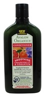 Avalon Organics - Conditioner Smoothing Grapefruit & Geranium - 11 oz. Formerly Refreshing Conditioner (654749351536)