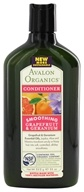 Image of Avalon Organics - Bath & Shower Gel Grapefruit & Geranium - 12 oz.