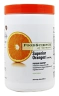 Image of FoodScience of Vermont - Superior Oranges with CoQ10 Fatigue Fighter - 300 Grams (10.58 oz.)