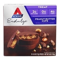 Atkins Nutritionals Inc. - Endulge Peanut Butter Cups - 5 Pack, from category: Health Foods