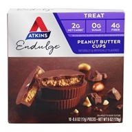 Atkins Nutritionals Inc. - Endulge Peanut Butter Cups - 5 Pack by Atkins Nutritionals Inc.
