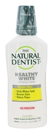 Natural Dentist - Pre-Brush Whitening Rinse Clean Mint - 16.9 oz.