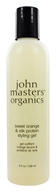John Masters Organics - Styling Gel Sweet Orange and Silk Protein - 8 oz. (669558500129)