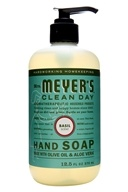 Mrs. Meyer's - Clean Day Liquid Hand Soap Basil - 12.5 oz., from category: Personal Care