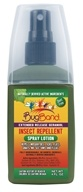 Image of Bug Band - Insect Repellent Extended Release Geraniol Spray Lotion - 4 oz.