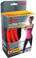 Image of SPRI - Ultra Toner Medium Resistance Band Red