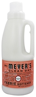 Mrs. Meyer's - Clean Day Fabric Softener Geranium - 32 oz. (808124131248)