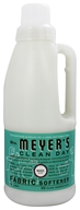 Mrs. Meyer's - Clean Day Fabric Softener Basil - 32 oz.