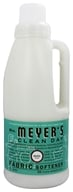 Image of Mrs. Meyer's - Clean Day Fabric Softener Basil - 32 oz.